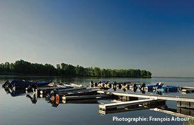 Quai. Crédit photo François Arbour