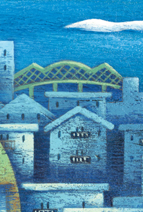 Illustration d'un pont