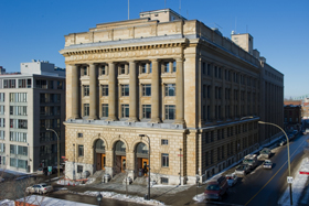 Photo of the Municipal Court of Montreal