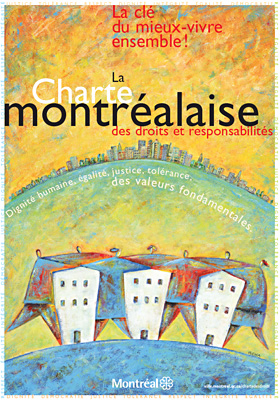 Coverage of the Montréal Charter of Rights and Responsibilities Page