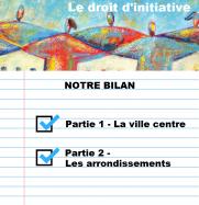 Le droit d'initiative des citoyens en matière de consultation publique