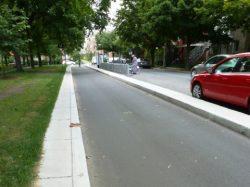 Dossier enfin réglé! L'accessibilité et la sécurité du trottoir de la rue Brébeuf