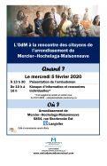 L'OdM poursuit sa tournée dans l'arrondissement de Mercier‒Hochelaga-Maisonneuve!